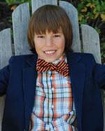 Finn Rolfes (age 11)