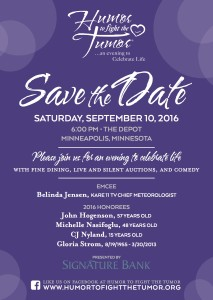2016 Save The Date