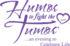 Humor to Fight the Tumor logo
